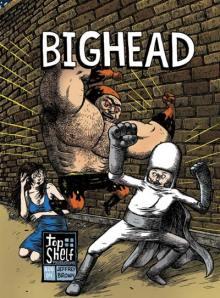 bighead okladka