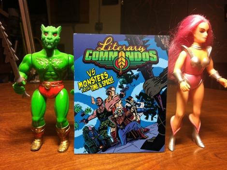 literary commandos