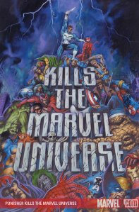punisher kills marvel