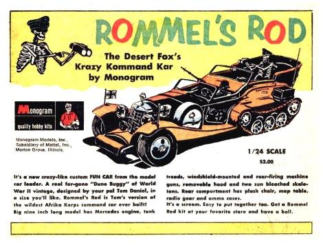 rommels-rod