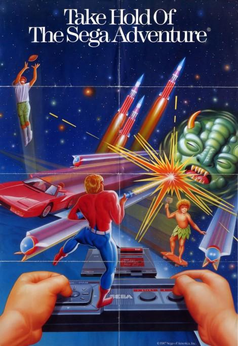 Sega-Catalogue-TakeHoldOfTheSegaAdventure-US-Poster