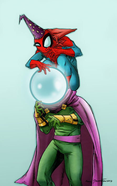 spider mysterio