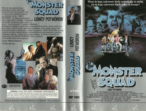 7. Monster Squad