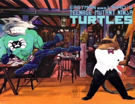 01 Teenage Mutant Ninja Turtles (vol. 1) #23 (July 1989)