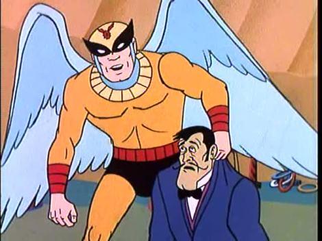 Birdman i dyrektor cyrku