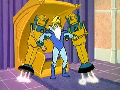 Bunt robotów