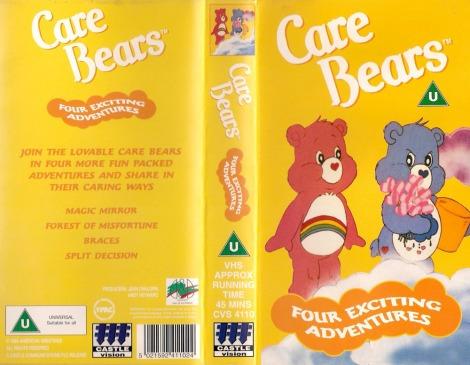 carebearsvhs