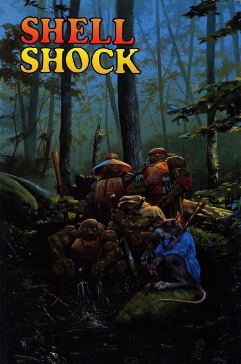 03 Shell Shock TPB (December 1989)
