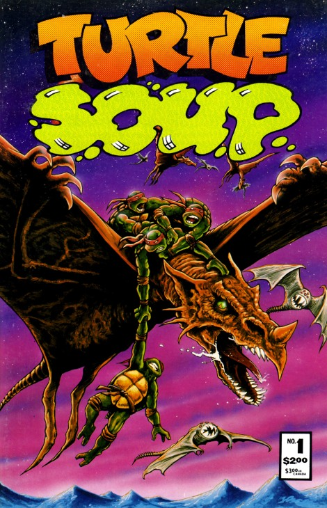 04 Turtle Soup (vol. 1) #1 (September 1987)