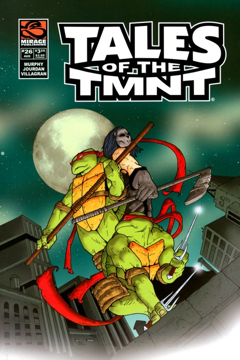 09 Tales of the TMNT (vol. 2) #26 (August 2006)