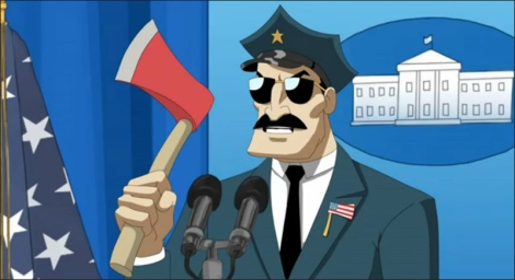 axe-cop-president