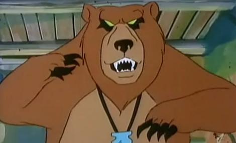 Diableski niedźwiedź