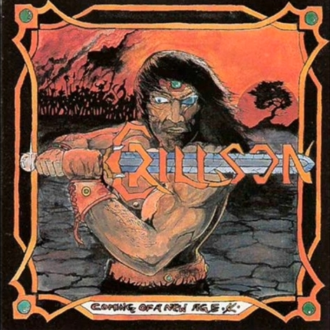 1. Crillson- Coming of a new age