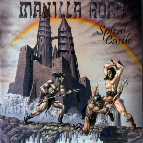 11.Manila Road- Spiral Castle