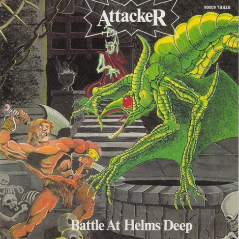 3. Attacker - Battle At Helms Deep