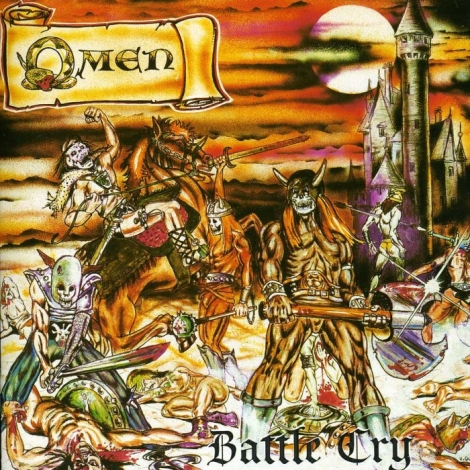 6. Omen-Battle Cry
