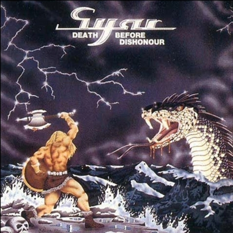 7. Syar- Death before dishonour