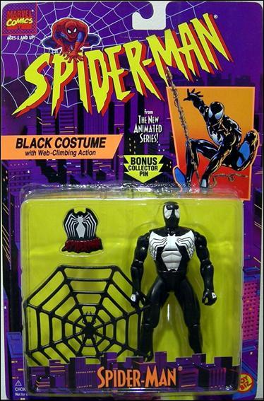 Niesamowity pojedynczy link Spider-Mana